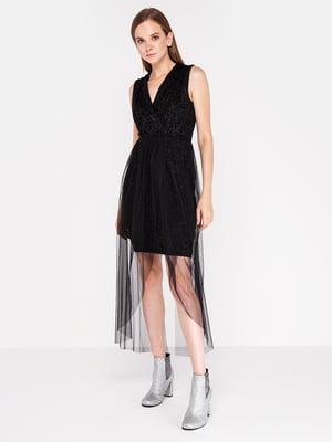 Платье черное | 4584042