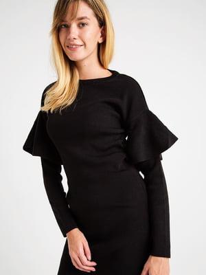 Платье черное | 4584211