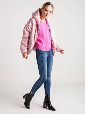 Куртка розовая | 4584276