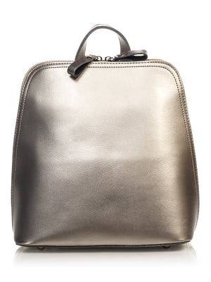 Рюкзак темно-серебристый   4576344
