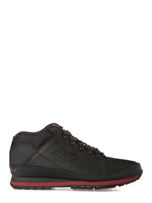 Кросівки чорні New Balance 754 | 4579001