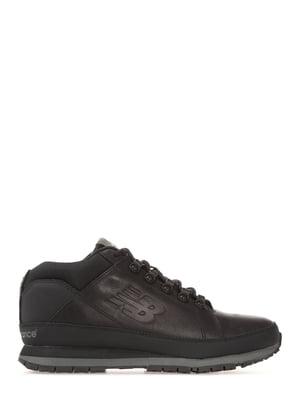 Кросівки чорні New Balance 754 | 4579005