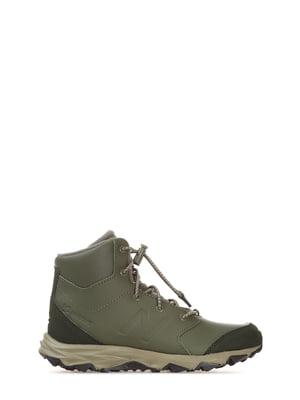 Ботинки цвета хаки New Balance 800 | 4579015