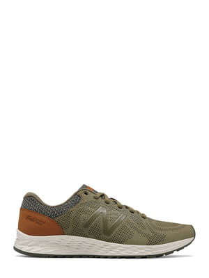 Кросівки кольору хакі New Balance Arishi | 4579048