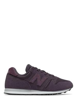 Кроссовки фиолетовые New Balance 373 | 4579121