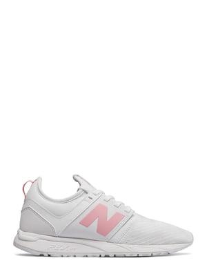 Кроссовки белые New Balance 247v1 | 4579147