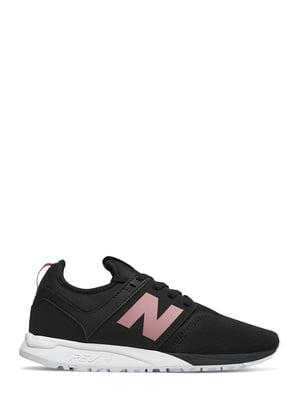 Кроссовки черные New Balance 247v1 | 4579148
