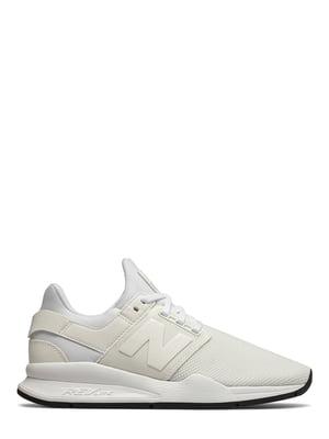 Кроссовки белые New Balance 247S | 4579154