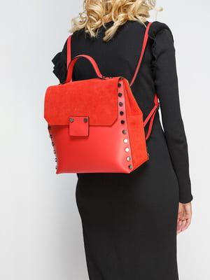 Рюкзак красный | 4577656