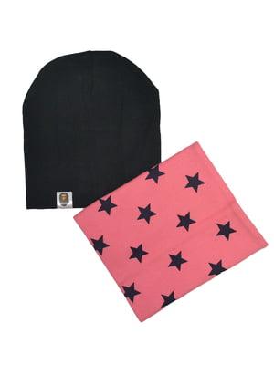 Комплект: шапка і снуд | 4588068
