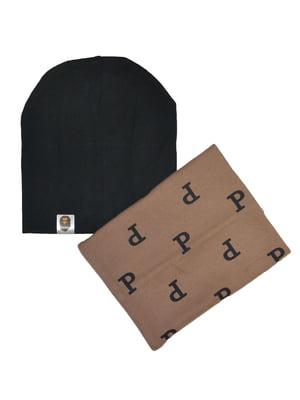 Комплект: шапка і снуд | 4588071