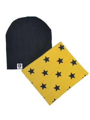 Комплект: шапка и снуд   4588077