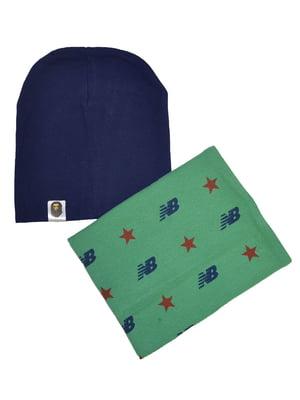 Комплект: шапка и снуд   4588088