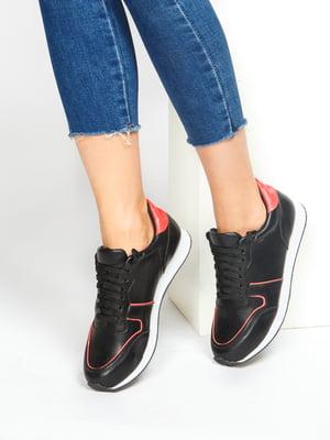 Кроссовки черные | 4587724