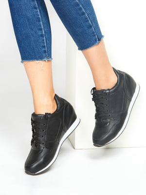 Кроссовки черные | 4587725
