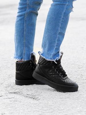 Ботинки черные | 4587734
