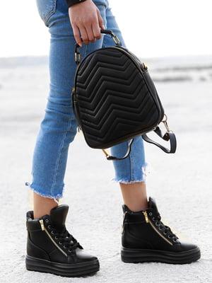 Ботинки черные | 4587735