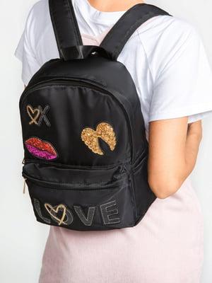 Рюкзак чорний | 4587812