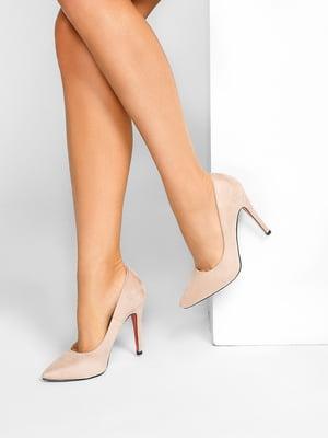 Туфлі бежеві | 4587838