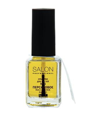 Средство для ногтей №3 «Персиковое массажное масло» (12 мл) | 4588337