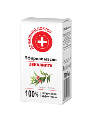 Масло эфирное «Эвкалипт» (10 мл) | 4588363
