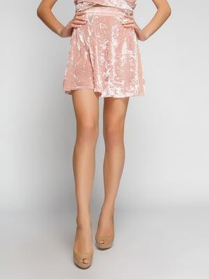 Спідниця персикового кольору | 4555958