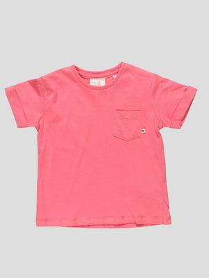 Футболка рожева | 4520378