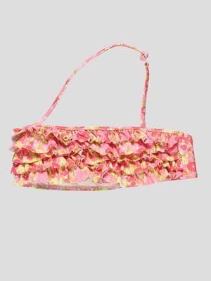 Бюстгальтер рожевий купальний | 4525299