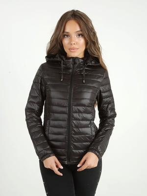 Куртка чорна | 4588206