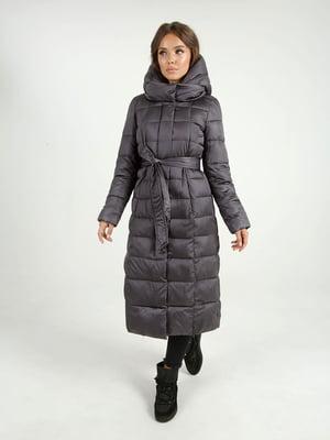 Куртка сіра | 4588289