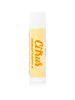 Бальзам для губ «Цитрусовый» (65х17 мм) | 4591098