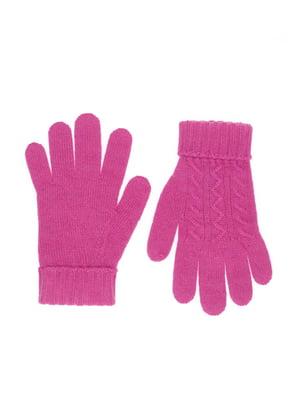 Рукавички рожеві | 4428029