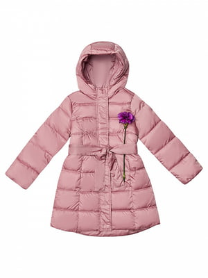 Пальто розовое | 4523800