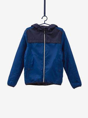Куртка синя | 4581930