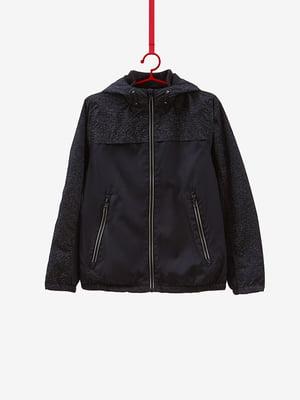 Куртка чорна | 4581934