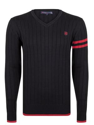 Пуловер чорний   4489260