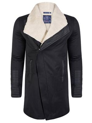Пальто чорне | 4592765