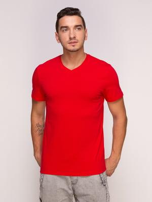 Футболка червона | 4577834