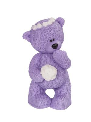 Мыло ручной работы «Тедди с венком и букетом»   3123729