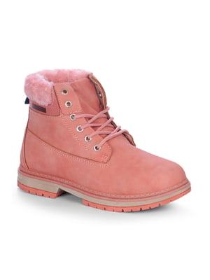 Черевики рожеві | 4593310