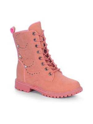 Черевики рожеві | 4593311