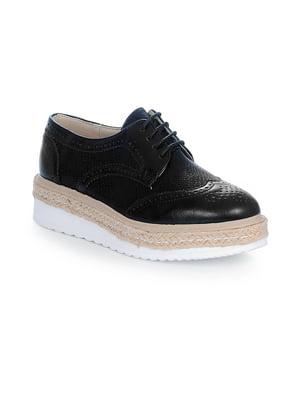 Туфлі чорні | 4593341