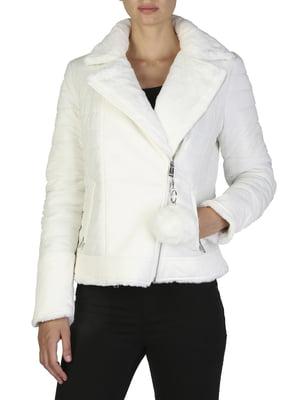 Куртка біла | 4589376