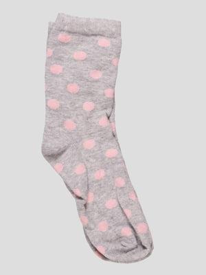 Шкарпетки в горох | 4556618