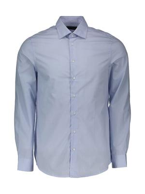 Рубашка голубая | 4487592