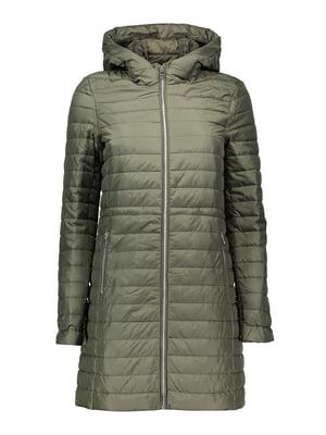 Куртка цвета хаки | 4580653