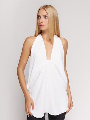 Блуза белая   4510044