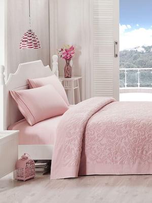 Комплект постельного белья двуспальный (евро) | 4474338