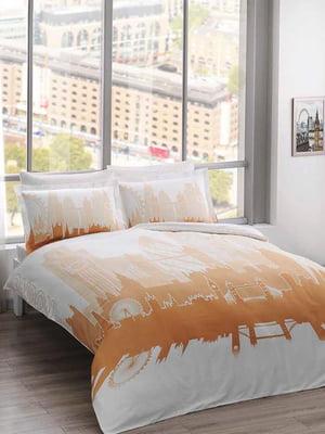 Комплект постельного белья двуспальный (евро) | 4474355