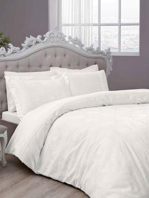 Комплект постільної білизни двоспальний (євро) | 4593617